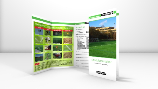 INTERGREEN BASIS WEB 20151021 001 Flyer Sportplatzzubehoer